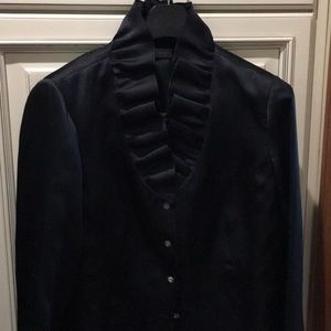 Kate Hill evening wear blouse